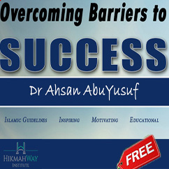 Success By Dr Ahsan AbuYusuf