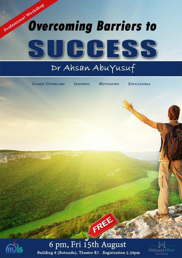 Success By Dr Ahsan AbuYusuf