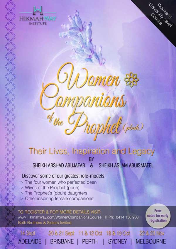 women companions
