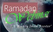 Ramadan Webinar 2013