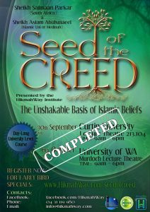Seed-of-creed