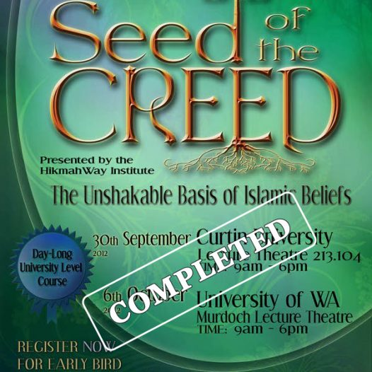 Seed of the Creed