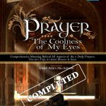 Prayer – The Coolness of My Eyes