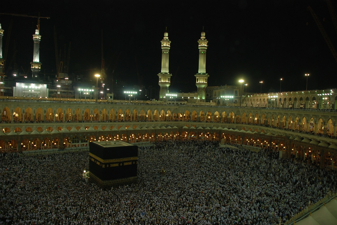 Makkah The Hub of the Hajj